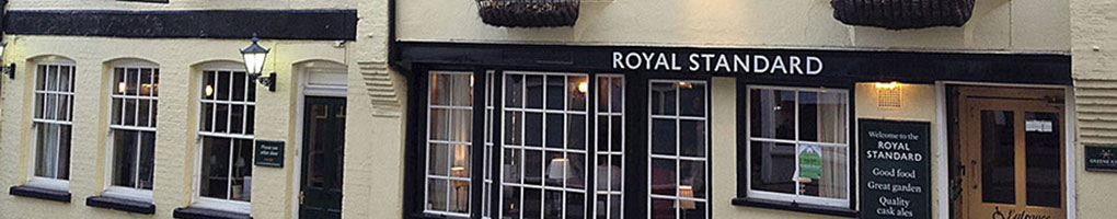 The Royal Standard Pub, 24 Fore Hill, Ely, CB7 4AF